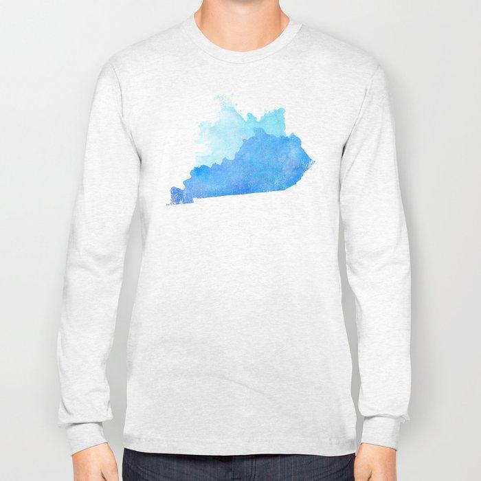 Kentucky Nocturne Long Sleeve T-shirt