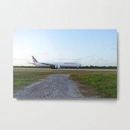 Boeing 777 Metal Print