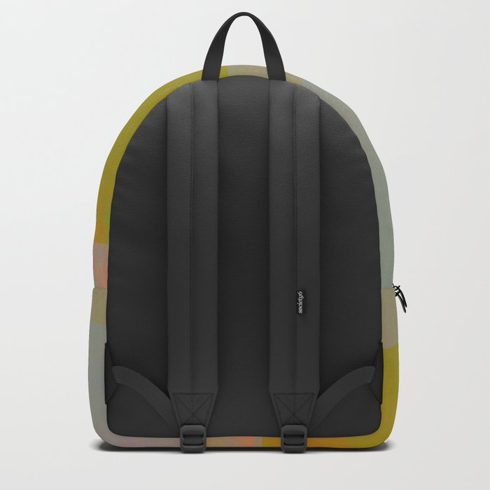 Abstract Geometry No. 2 Backpack