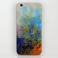 illusion iPhone & iPod Skins featuring Illusion by Christine Scurr