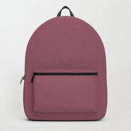 Rose Dust - solid color Backpack
