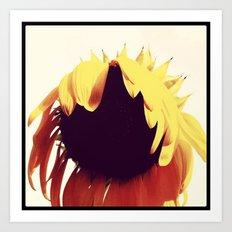 FLOWER 011 Art Print