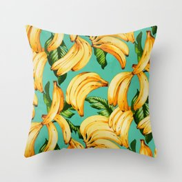 If you like fruit, eat it all Throw Pillow
