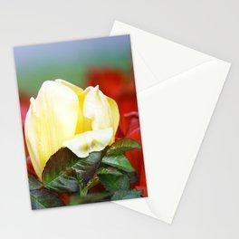 I embrace you tenderly Stationery Cards