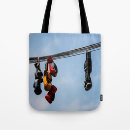 Box Ruíz Tote Bag