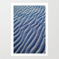 Desert Evening Designs Art Print