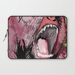 The gorilla  Laptop Sleeve