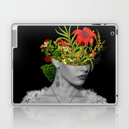 Flower Head Laptop & iPad Skin
