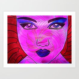 ALE 19 Art Print