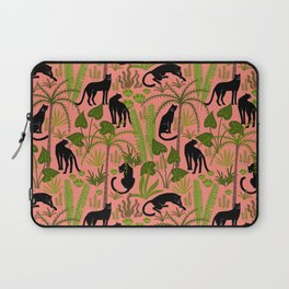 black panthers- pink Laptop Sleeve