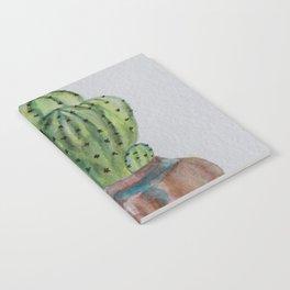 Cacti Pot Notebook