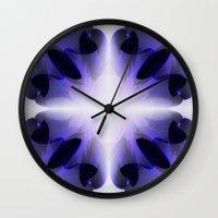 spiritual Wall Clocks featuring Spiritual Wisdom.... by Cherie DeBevoise