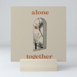 Alone Together Mini Art Print