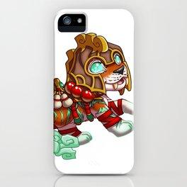 Ban-Lu iPhone Case