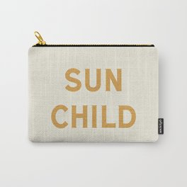 Sun child Carry-All Pouch