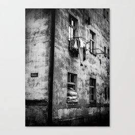 Ul. Urocza / Lovely Street Canvas Print