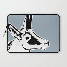 Wild goat Laptop Sleeve