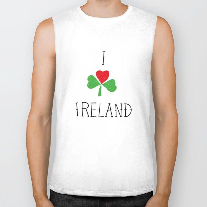 Ireland Biker Tank