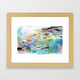 Puddle No. 1 Framed Art Print