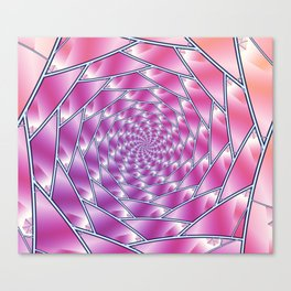 Spiral Staircase 1 Canvas Print