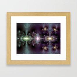 Seva Framed Art Print