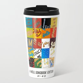 A Hell-Songbook-Edition Complete # 1 - 20 Travel Mug