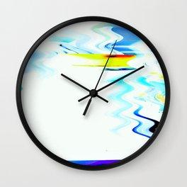Sonic Freeze Wall Clock
