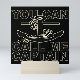 sailing gift Mini Art Print