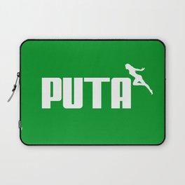PUTA - PUMA PARODY Laptop Sleeve