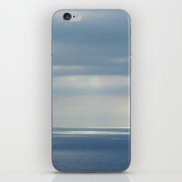 barcelona's sea iPhone Skin