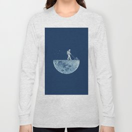 Space walk Long Sleeve T-shirt