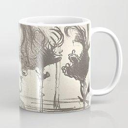 """Henri de Toulouse-Lautrec """"Madame le Margouin"""" Coffee Mug"""