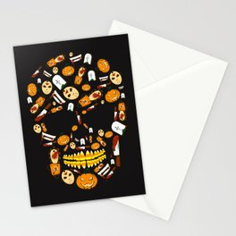 Some Treats Are Trickier Than Others Stationery Cards