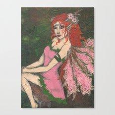 Very Fairy Canvas Print
