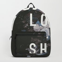 She's Lost Control Backpack