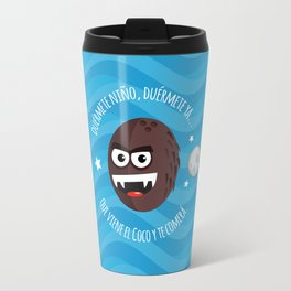 El Coco illustration Travel Mug