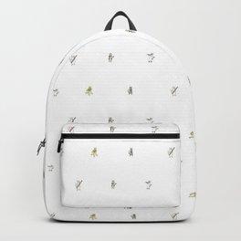 Meowtet: Pattern Backpack