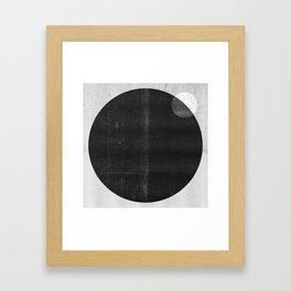 Penumbra Framed Art Print