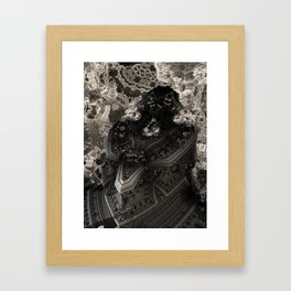 Noir Framed Art Print