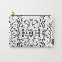 Botanical Symmetry 5 Carry-All Pouch