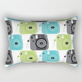 Mini Instant Cam Rectangular Pillow