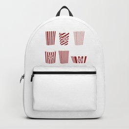 Movie and Popcorn Time Backpack
