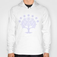gondor Hoodies featuring Tree of the King by Stefan Coleman