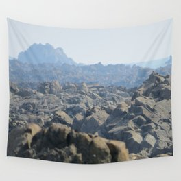 Another Alien Landscape Wall Tapestry