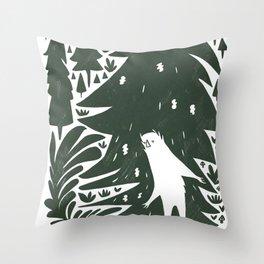 Littlefoot Throw Pillow