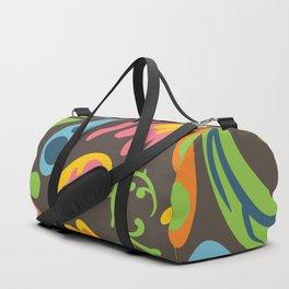 Organic Flourishes Duffle Bag