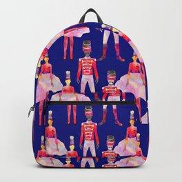 Nutcracker Ballet - Sapphire Blue Backpack