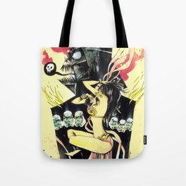 Death Star Disco Tote Bag