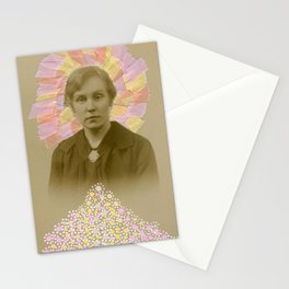 The Pastel Fog Lady Stationery Cards