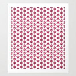 Pattern fashion art background style drawing illustration ornament wallpaper valentine day Art Print